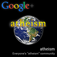 atheism community on Google+